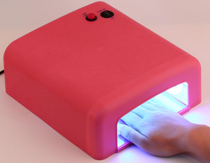 Лед (LED) лампа для ногтей Art Nail