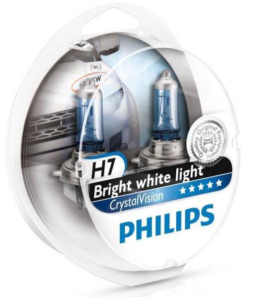 Дневные ходовые огни (ДХО) Philips CryctalVision