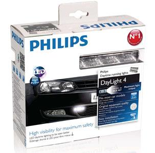 Дневные ходовые огни (ДХО) Philips DayLight 4