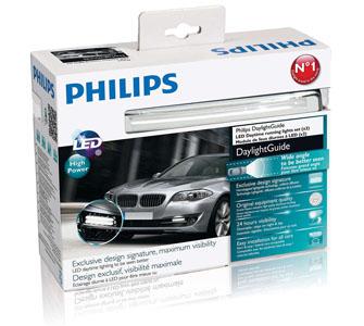 Дневные ходовые огни (ДХО) Philips DayLightGuide