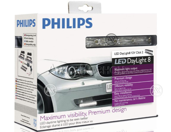 Светодиодная лампа Philips DayTime Lights-82