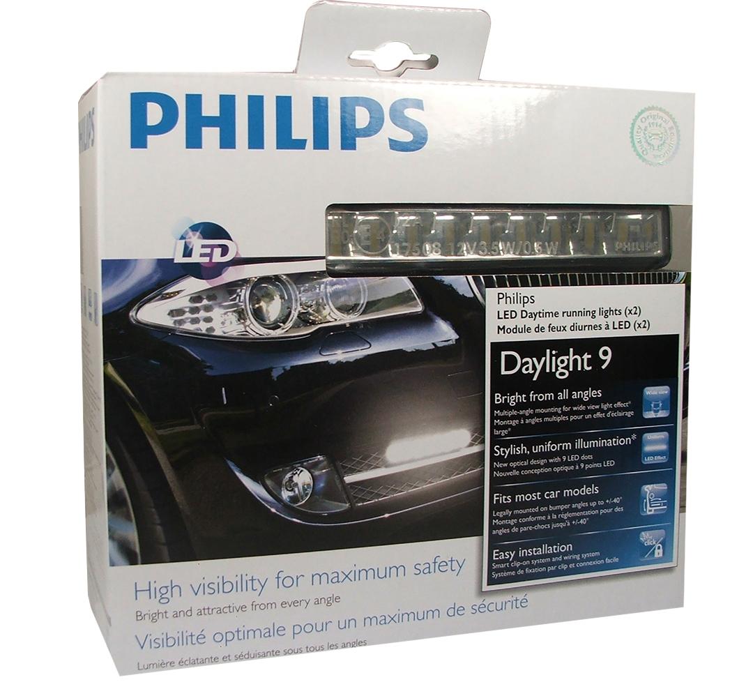 Светодиодная лампа Philips DayTime Lights-9