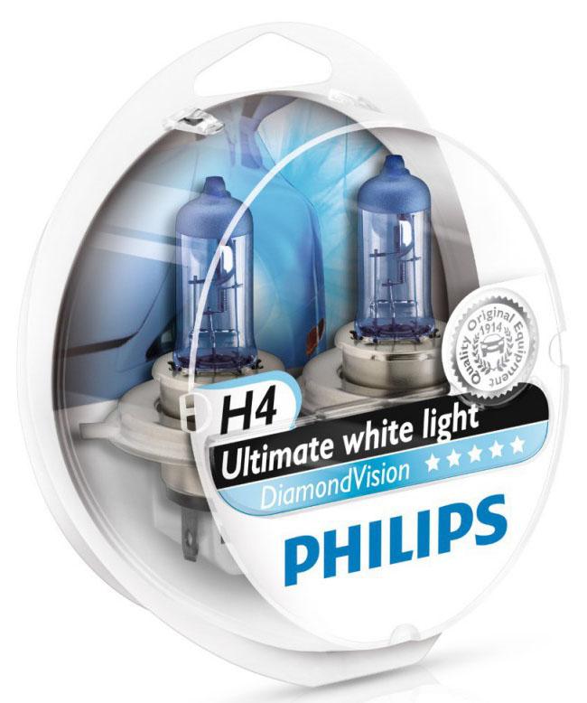 Дневные ходовые огни (ДХО) Philips DiamondVision