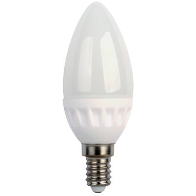 Ecola candle LED Premium 5,0W 220V E14 4000K
