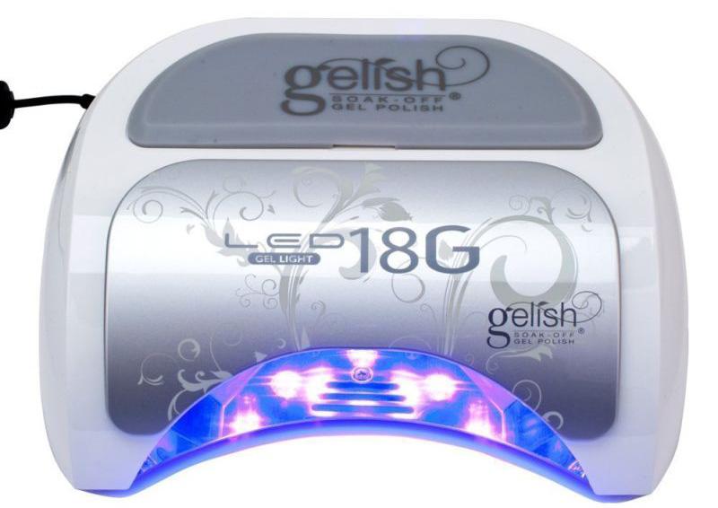 Лед (LED) лампа для ногтей Gelish C