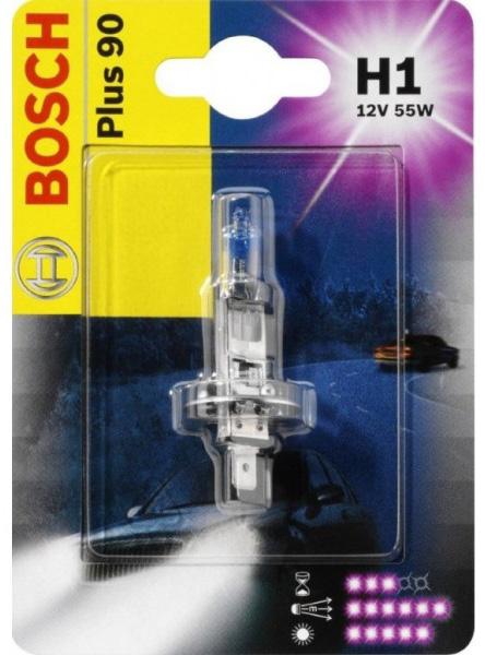 Светодиодная лампа H1 LED Bosch h1 5000k