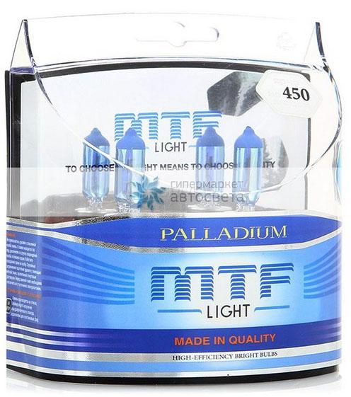 Светодиодная лампа H11 MTF-Light H11