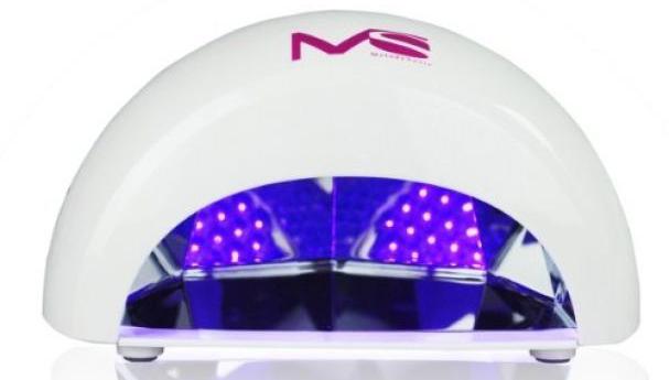 Лед (LED) лампа для ногтей MelodySusie Violetili