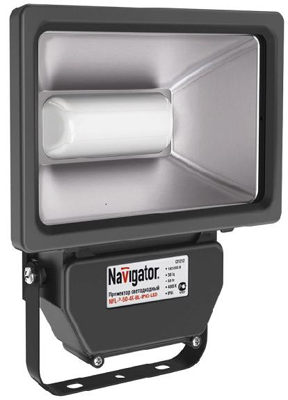 NAVIGATOR 94 641 NFL-P-50-4K-BL-IP65-LED