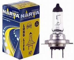 Лампа ближнего света H7 Narva Long Life