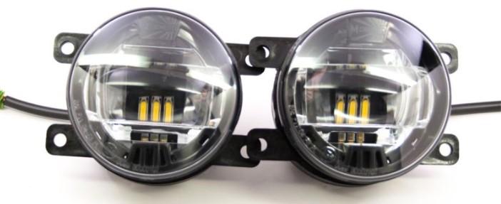 Светодиодная противотуманная фара New Morimoto XB LED Fog Light Retrofit (TYPE S)