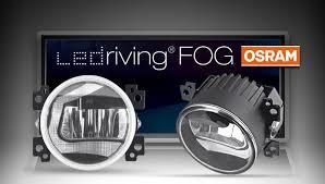 Светодиодная противотуманная фара Osram LEDriving FOG 101
