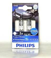 Дневные ходовые огни (ДХО) Philips w5w Vision