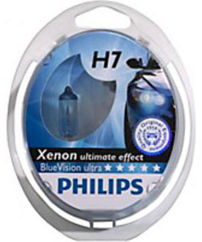Дневные ходовые огни (ДХО) Philips Xenon Blue Vision Ultra