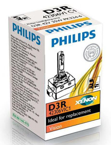 Дневные ходовые огни (ДХО) Philips Xenon Vision