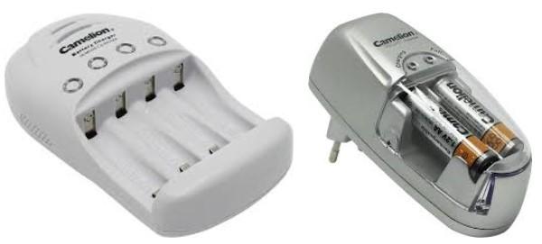 Аккумуляторные и зарядные устройства