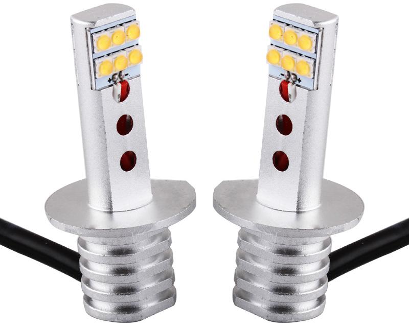 Автомобильная светодиодная лампа H1