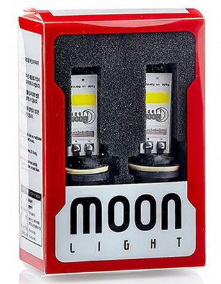 Автомобильные светодиодные лампы H27W2-10W MoonLight