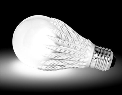 Диодные лампы для дома