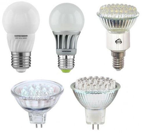 Дорогие и качественные лампы не мерцают