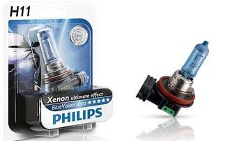 Галогенные Лампы h11 Phililips