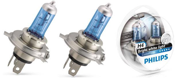 Галогеновые лампы Н7