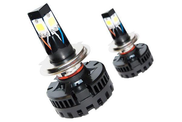 Комплект светодиодных ламп головного света SHO-ME LH-SL-H4 LED