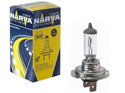 Лампа H7 12V 55W NARVA Long Life