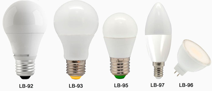LED лампы Feron (Ферон)