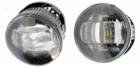 Линзованные LED противотуманные фары
