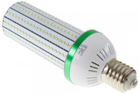 Мощная светодиодная лампа E40-40w