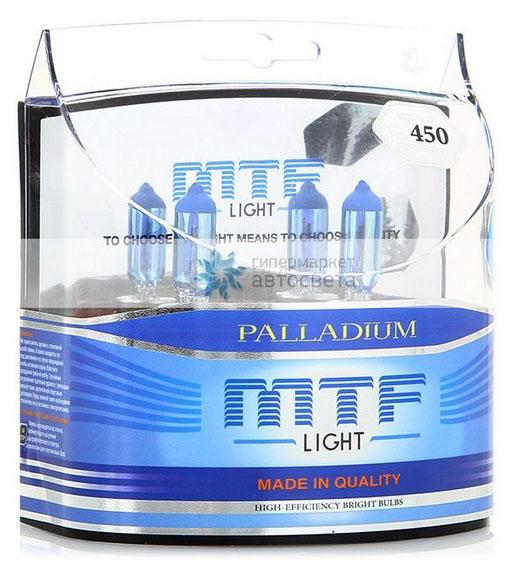 Лампа H11 MTF Light Palladium