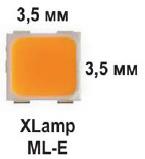 Новые светодиоды ML-E