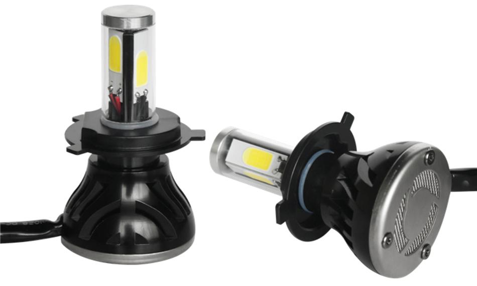Новый дизайн светодиодных ламп H4