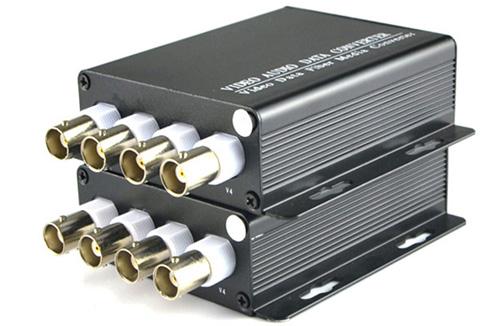 Преобразователи передатчик приемник для CCTV камеры системы безопасности