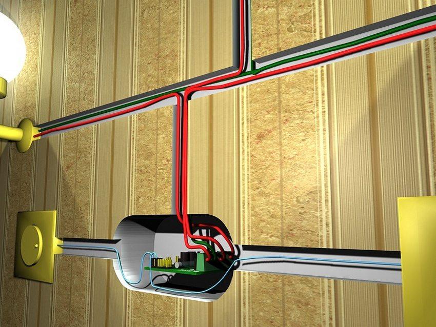 Принцип подключения регулятора для светодиодных ламп