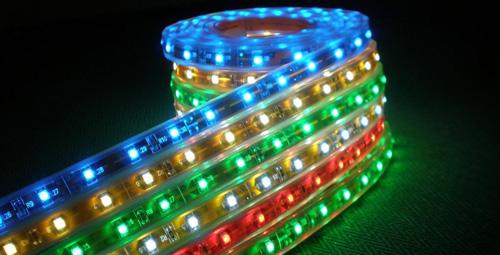 Строение RGB LED