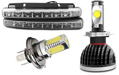 Светодиодные лампы для птф