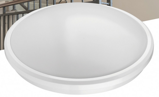 Светодиодный светильник IP44 320*80 мм 18Вт 5000К