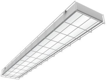 Светодиодный светильник Спорт (4000К 36Вт IP40)