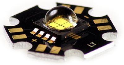 Светодиоды CREE XLamp в системах освещения