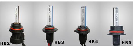 Лампы с цоколем HB4