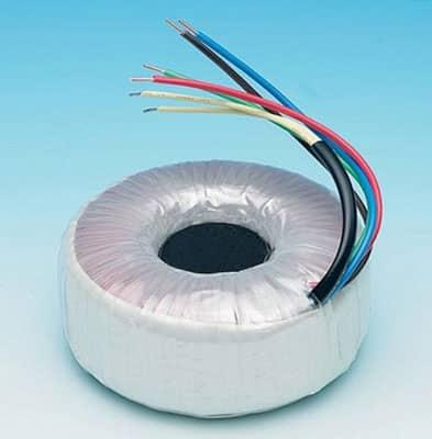Тороидальный трансформатор 220 на 12 вольт