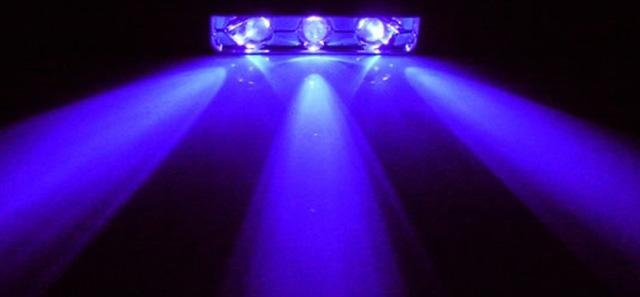 Ультрафиолетовые светодиоды