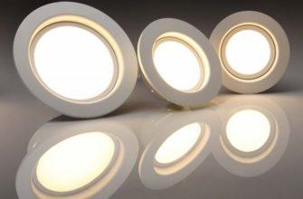 Почему светодиодная лампа мигает при включенном состоянии