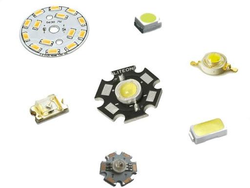 светодиоды SMD от DIP