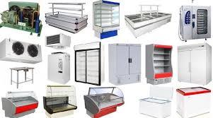 Холодильное оборудование – виды и особенности