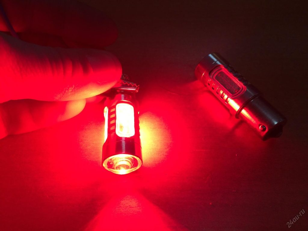 лампочка в габарит
