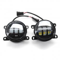Светодиодная лампа hb4 для машины