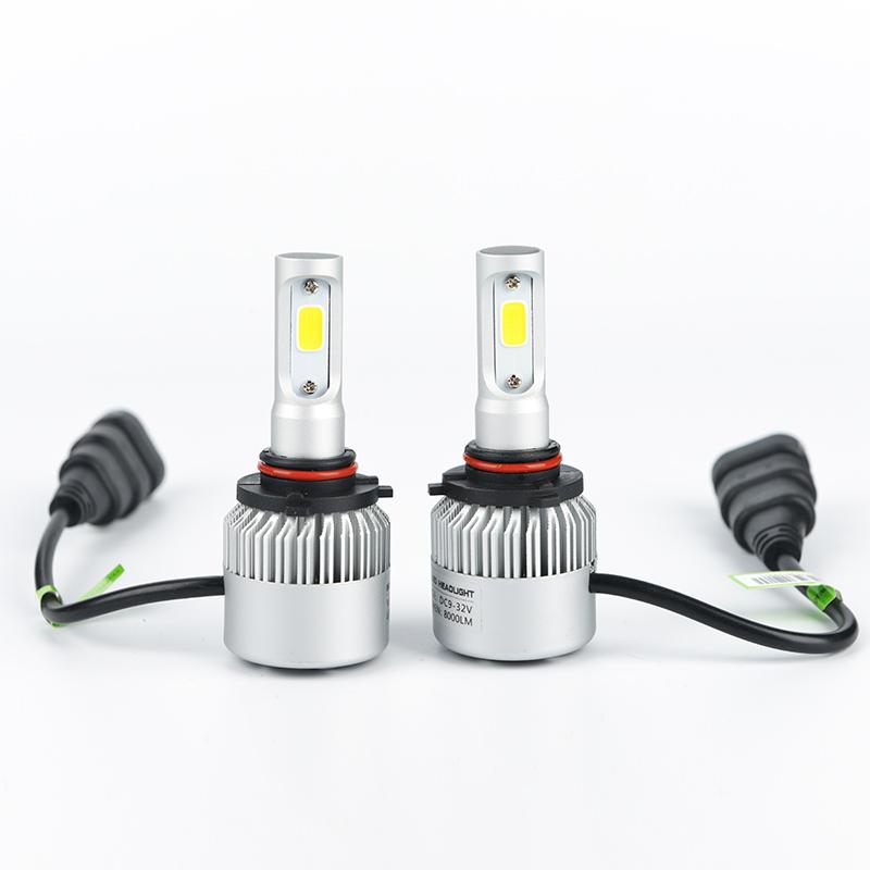 лампы для машины